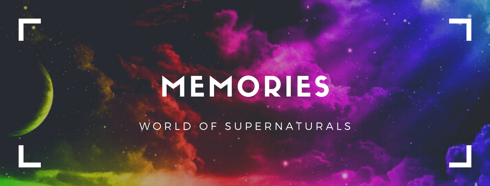 World of Supernaturals: Memories of Two Years
