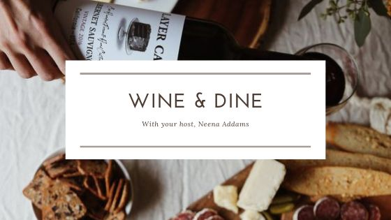 Wine & Dine | with James Olive